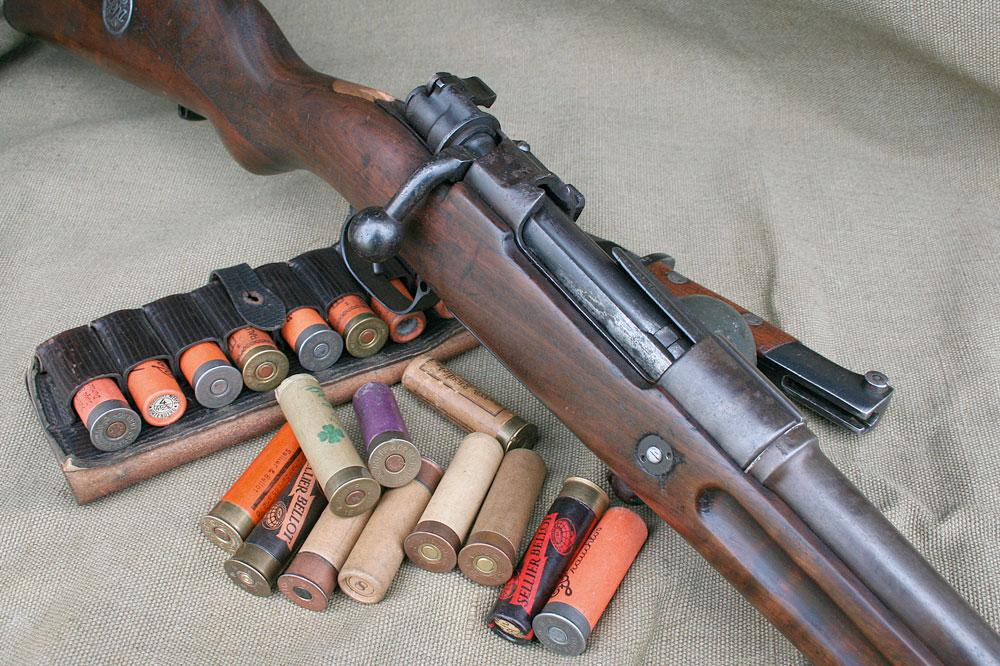 переделок военных винтовок