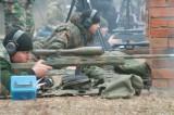 Снайперские соревнования памяти капитана В.Берлина