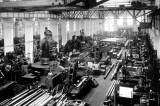 Цех «Рейнметалла» по выпуску стволов артиллерийских орудий перед Второй мировой войной