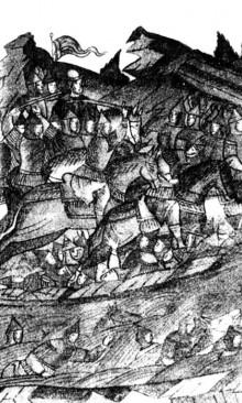 Кровавая сеча на Воже