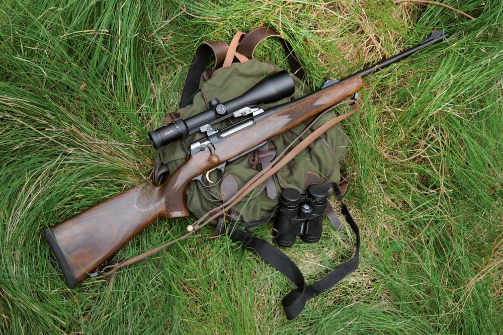 ...J.G. Anschütz GmbH неразрывно связывалось со спортивным оружием: матчевыми мелкокалиберными винтовками и...