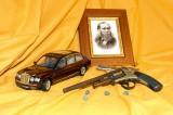 Bentley для Пинкертона