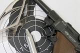 Gletcher Р08 – «Парабеллум» Blowback