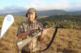 Mauser, Zeiss и RWS в Африке