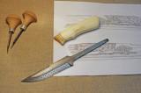 Как рождается уникальный нож
