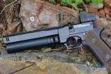 Пистолет АР 16. Новое направление в развитии отечественной РСР-пневматики