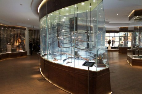 Тульский музей: новый взгляд на оружие